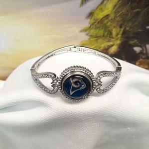 Jewelry - Los Angeles Rams Bracelet